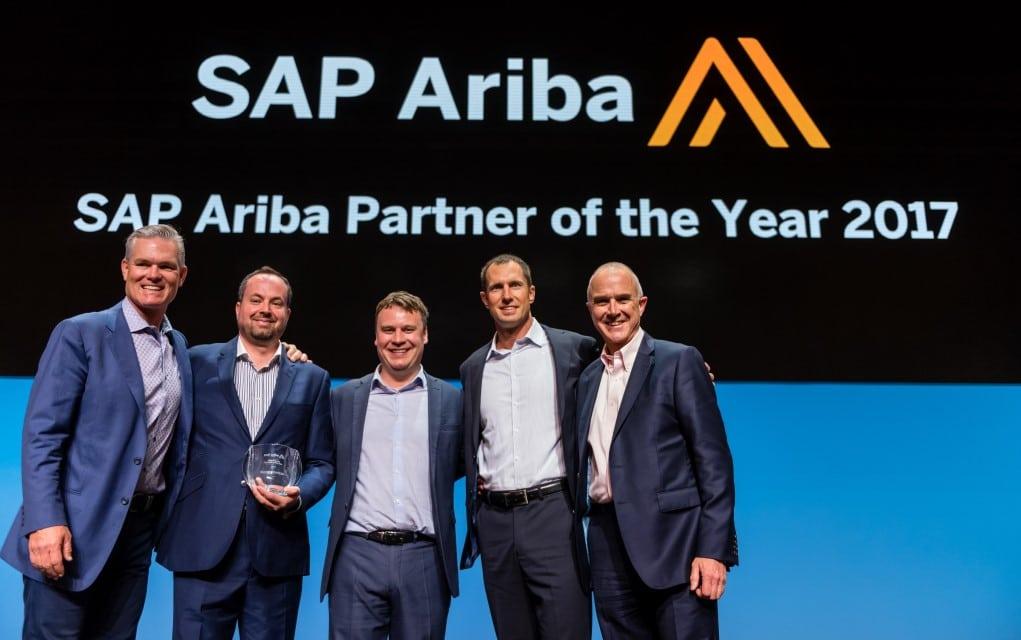 ExceleratedS2P receives SAP® Ariba EMEA North Partner of the