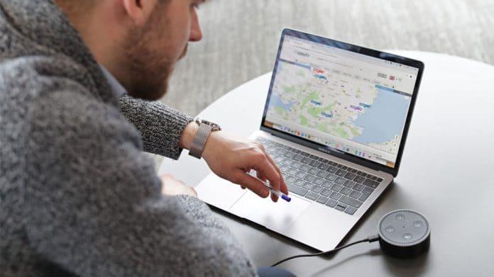 Kinesis Vehicle Tracking with Alexa