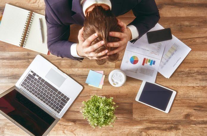 Tech and job stress