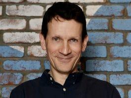 Bruce Daisley, Twitter's EMEA Vice-President
