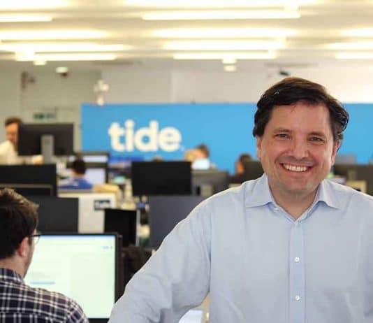 Oliver Prill, CEO, Tide